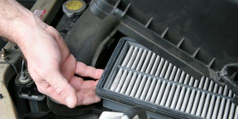 3 Signs You Should Change Your Car's Air Filter, High Point, North Carolina