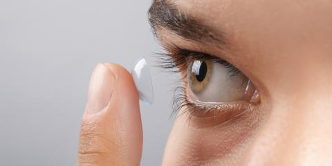 5 Ways to Take Better Care of Your Contact Lenses, High Point, North Carolina