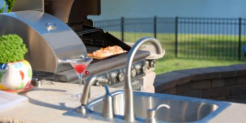 Outdoor Kitchen Custom Construction: 3 Things to Consider First, High Point, North Carolina