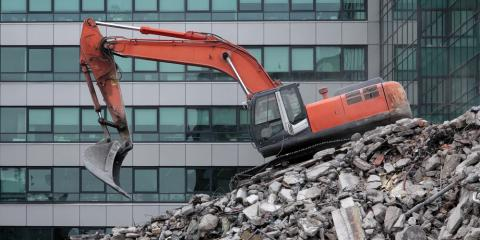 Best Practices for a Safe & Clean Demolition Service , High Point, North Carolina