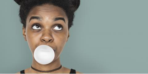 3 Benefits of Chewing Gum, High Point, North Carolina
