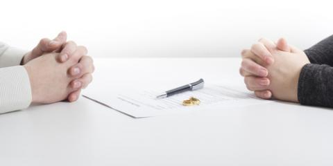 Top 3 Factors to Think About Before Filing for Divorce, High Point, North Carolina