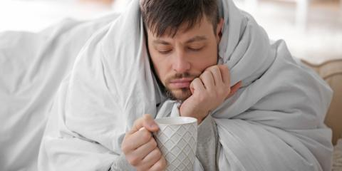 What's the Difference Between a Cold & the Flu?, High Point, North Carolina