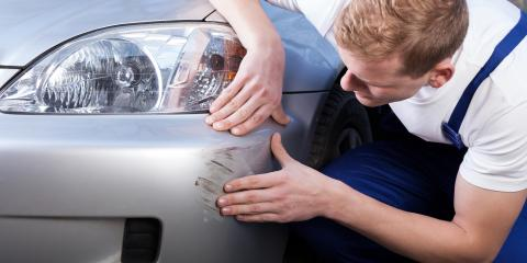 3 Reasons to Repair Those Car Dents Now, High Point, North Carolina
