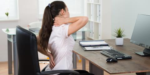 How Does Sitting In a Desk Chair All Day Affect Your Health? , High Point, North Carolina