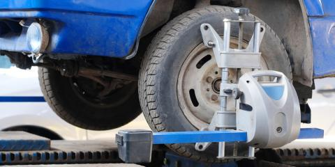 Top 5 Signs You Need a Wheel Alignment, High Point, North Carolina