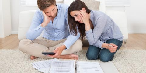 The Top Signs You Might Need to Declare Bankruptcy, High Point, North Carolina