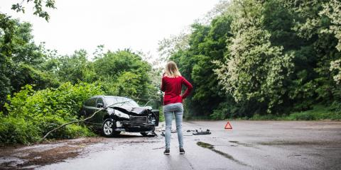 What to Expect After Your First Accident, High Point, North Carolina