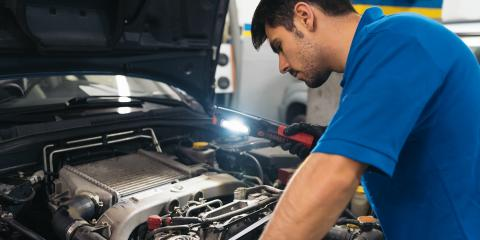 5 Hidden Auto Problems That Fender Benders Can Cause, High Point, North Carolina