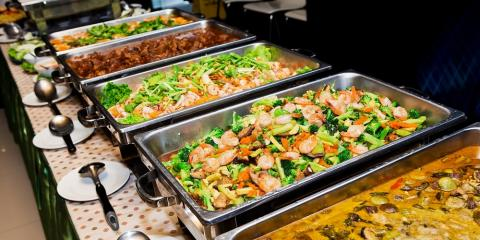 5 Rules of Chinese Buffet Etiquette, Archdale, North Carolina