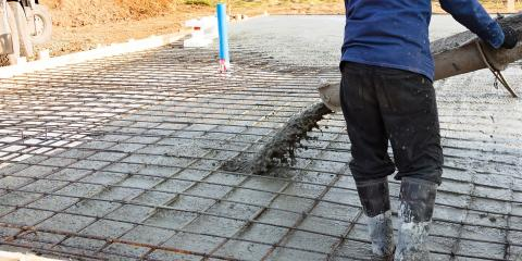 3 Reasons to Hire a Professional Concrete Contractor, High Point, North Carolina