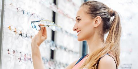 How to Choose Between Contact Lenses & Glasses, High Point, North Carolina