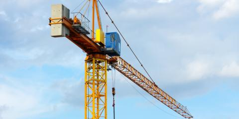 5 Essential Parts of a Crane, High Point, North Carolina