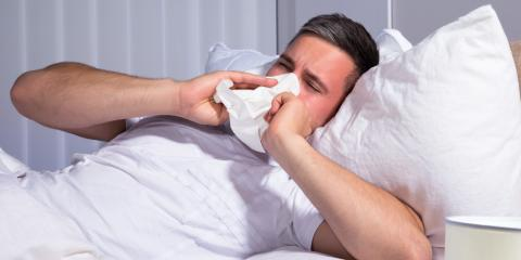 3 Ways to Combat Allergies When Sleeping, Archdale, North Carolina