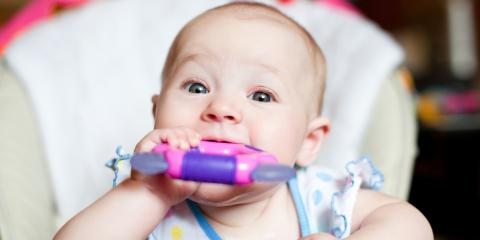 3 Steps to Expect During Your Child's First Visit to the Dentist, High Point, North Carolina