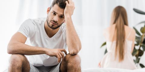 4 Psychological Causes of Erectile Dysfunction, High Point, North Carolina