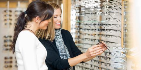 4 Tips for Acclimating to Prescription Glasses, High Point, North Carolina