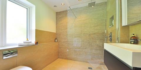 Differences Between Framed and Frameless Shower Enclosures, High Point, North Carolina