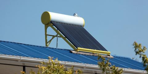How Does a Solar Water Heater Work?, High Point, North Carolina