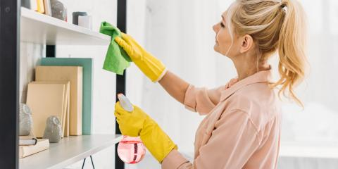 A Homeowner's Guide to Spring Cleaning, High Point, North Carolina
