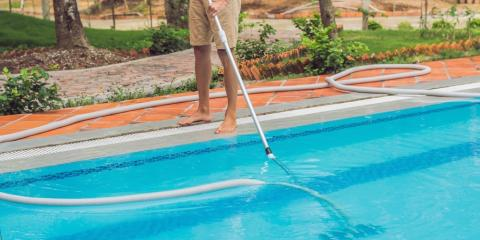 5 Tips to Keep Your Swimming Pool Clean & Balanced - B & H Pool ...