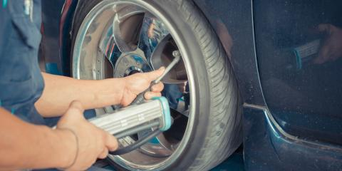Important Reasons for Monitoring Tire Pressure , High Point, North Carolina