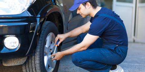 4 Tips for Checking Tire Pressure on Your Vehicle, High Point, North Carolina
