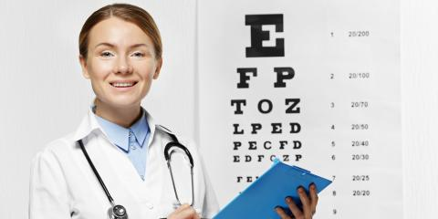 High Point Optometrist Explains the Differences Between Nearsightedness & Farsightedness, High Point, North Carolina