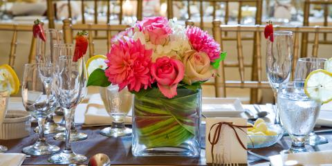 4 Tips on Creating the Ideal Wedding Centerpieces, High Point, North Carolina