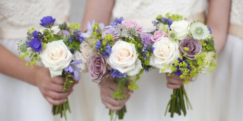 3 Tips for Choosing Bridesmaids' Bouquets, High Point, North Carolina