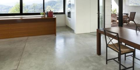 Concrete Contractors Share 4 Textural Finishes That Enhance the Material, High Point, North Carolina