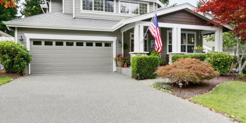 4 Methods for Cleaning a Concrete Driveway, High Point, North Carolina