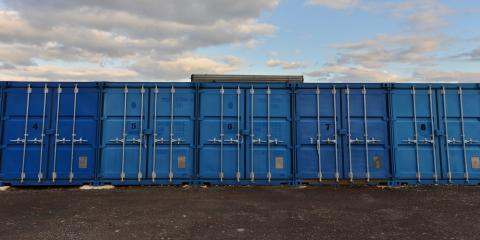 3 Benefits of Portable Storage Containers, High Point, North Carolina