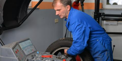 How Tire Alignment & Balancing Differ, High Point, North Carolina