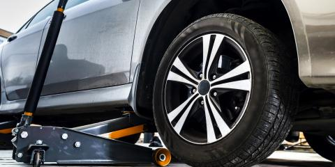A Guide to Choosing the Right Tires, High Point, North Carolina