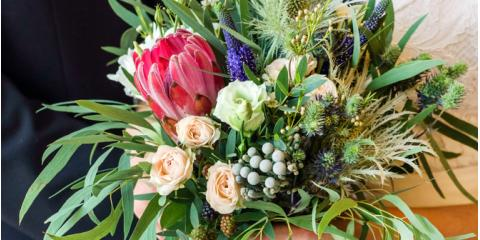 5 Floral Trends for 2017 Weddings, High Point, North Carolina