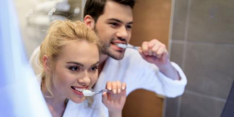 Why You Should Avoid Agressive Tooth Brushing, High Point, North Carolina