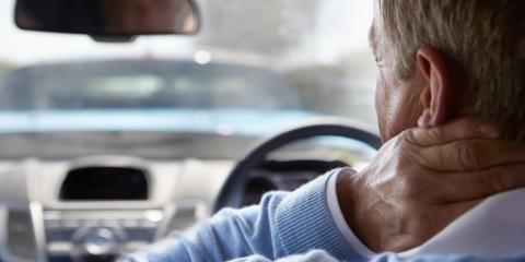 How Whiplash Causes Neck & Back Pain, Explained by a Chiropractic Care Pro, High Point, North Carolina