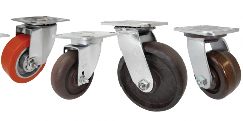 5 Benefits of Using High-Temperature Casters & Wheels in an Industrial Bakery, Babylon, New York