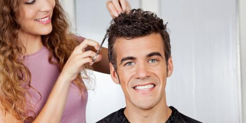 3 Men's Haircut Styles to Try This Spring, Highlands Ranch, Colorado