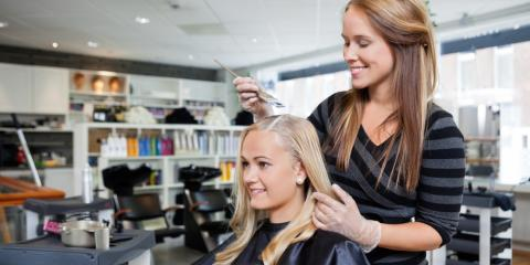 How to Choose Between Highlights & Allover Hair Color, Vineland, New Jersey
