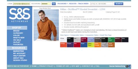 Looking for Sweatshirts, North Bethesda, Maryland
