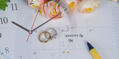 Do's & Don'ts of Wedding Planning Organization, Columbus, Ohio