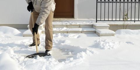 4 Snow Removal Safety Tips, Anchorage, Alaska