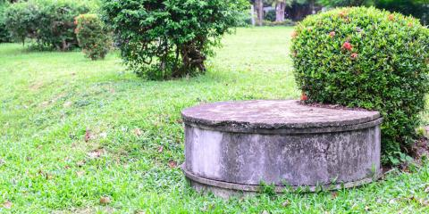 Your Hilo Sewer Contractors Explain Why You Shouldn't Place Heavy Objects on a Septic System, Hilo, Hawaii