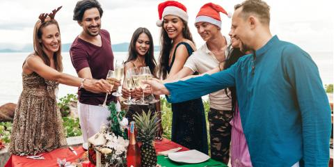 Why You Should Cater Your Holiday Party, Hilo, Hawaii