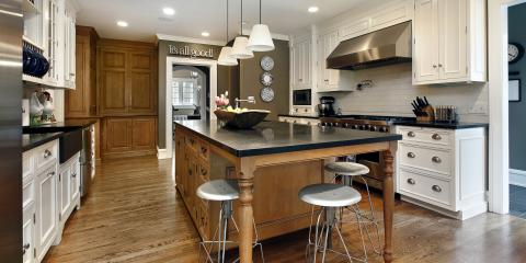 How To Match A New Kitchen Island With Your Old Countertops
