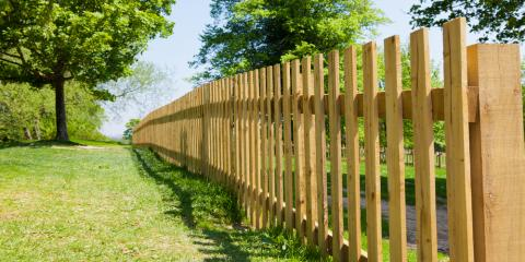 Installing a New Fence? 5 Ways to Choose the Right Contractor, Hilton, New York