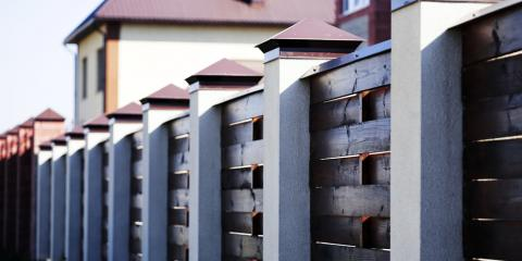 3 Tips for Choosing the Right Fence Style, Hilton, New York