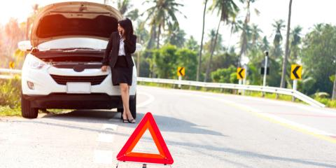Hilton, NY, Towing Company Explains 5 Steps to Take After a Car Wreck, Hilton, New York